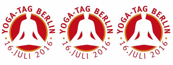 Yoga-Tag Berlin Logo Banner